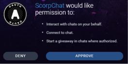ScorpBot